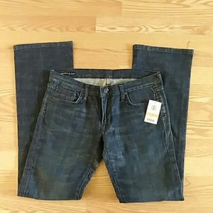 Nwt Citizens of humanity kelly bootcut size 30